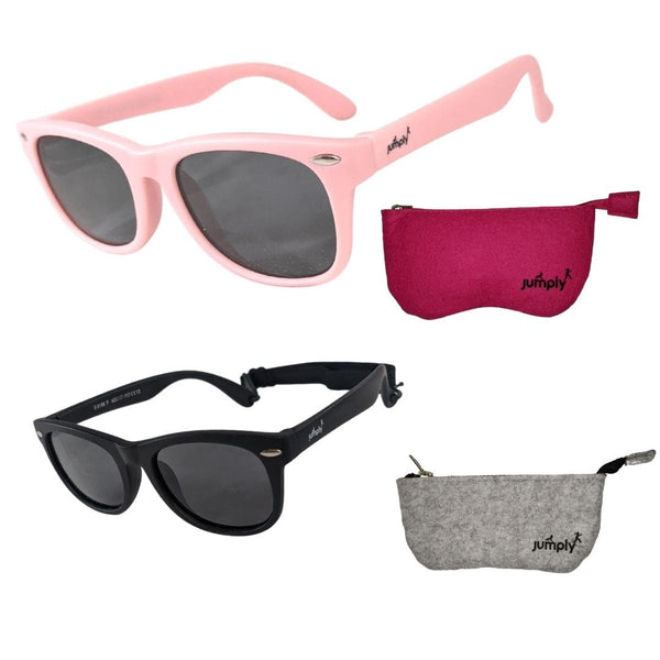 Flex-Frame Sunglasses Combo Pack