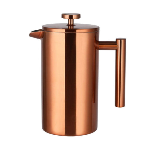 Order Copper French Press Coffee Maker