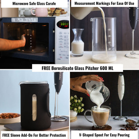 Buy Milk Frother Online on InstaCuppa Store