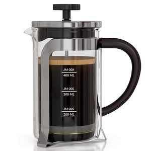InstaCuppa French Press Coffee Maker 600 ML - Aero Edition