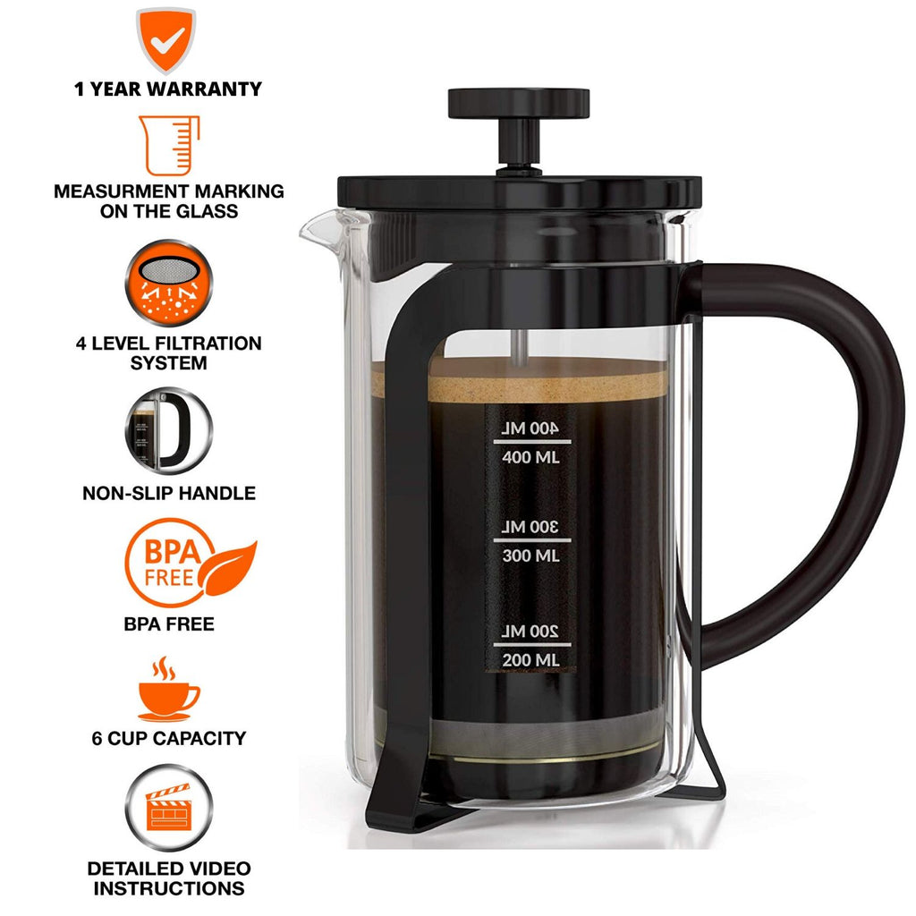 InstaCuppa Coffee Maker Guarantee