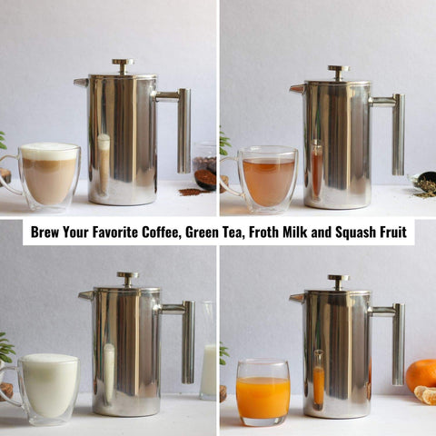 Order French Press Coffee Maker on InstaCuppa Store
