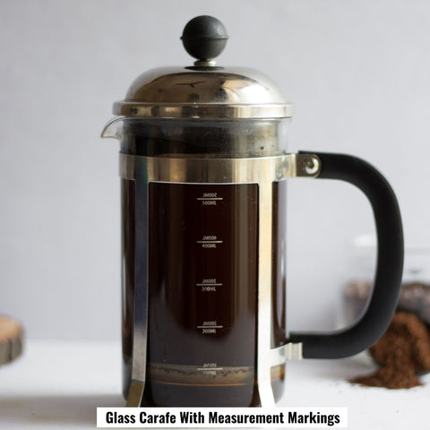 BPA Free InstaCuppa French Press Coffee Maker