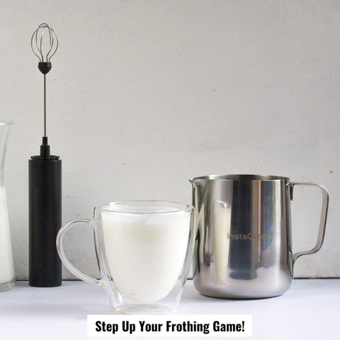 Image of Order InstaCuppa Milk Frothing Pitcher