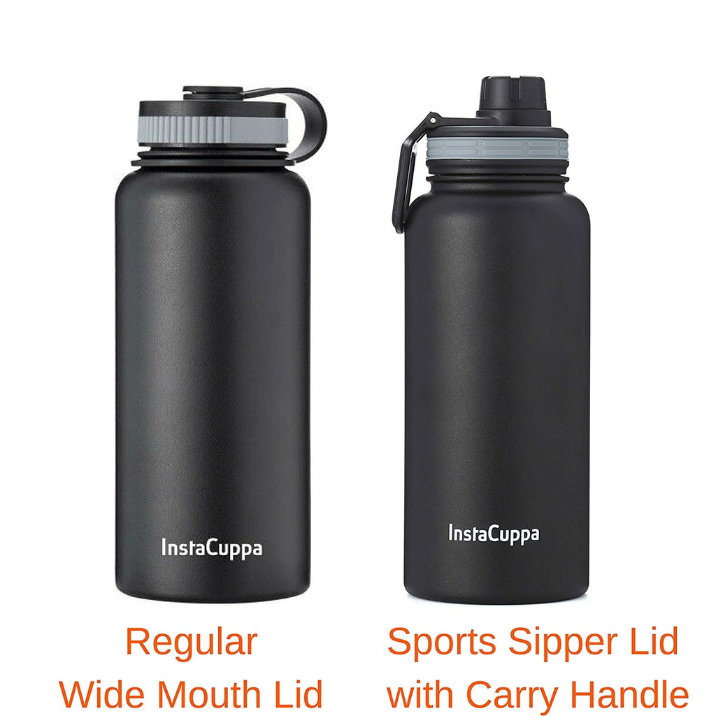 InstaCuppa  Bottle Lids  for InstaCuppa Thermos Bottles only,  6 Variants Available - Accessory