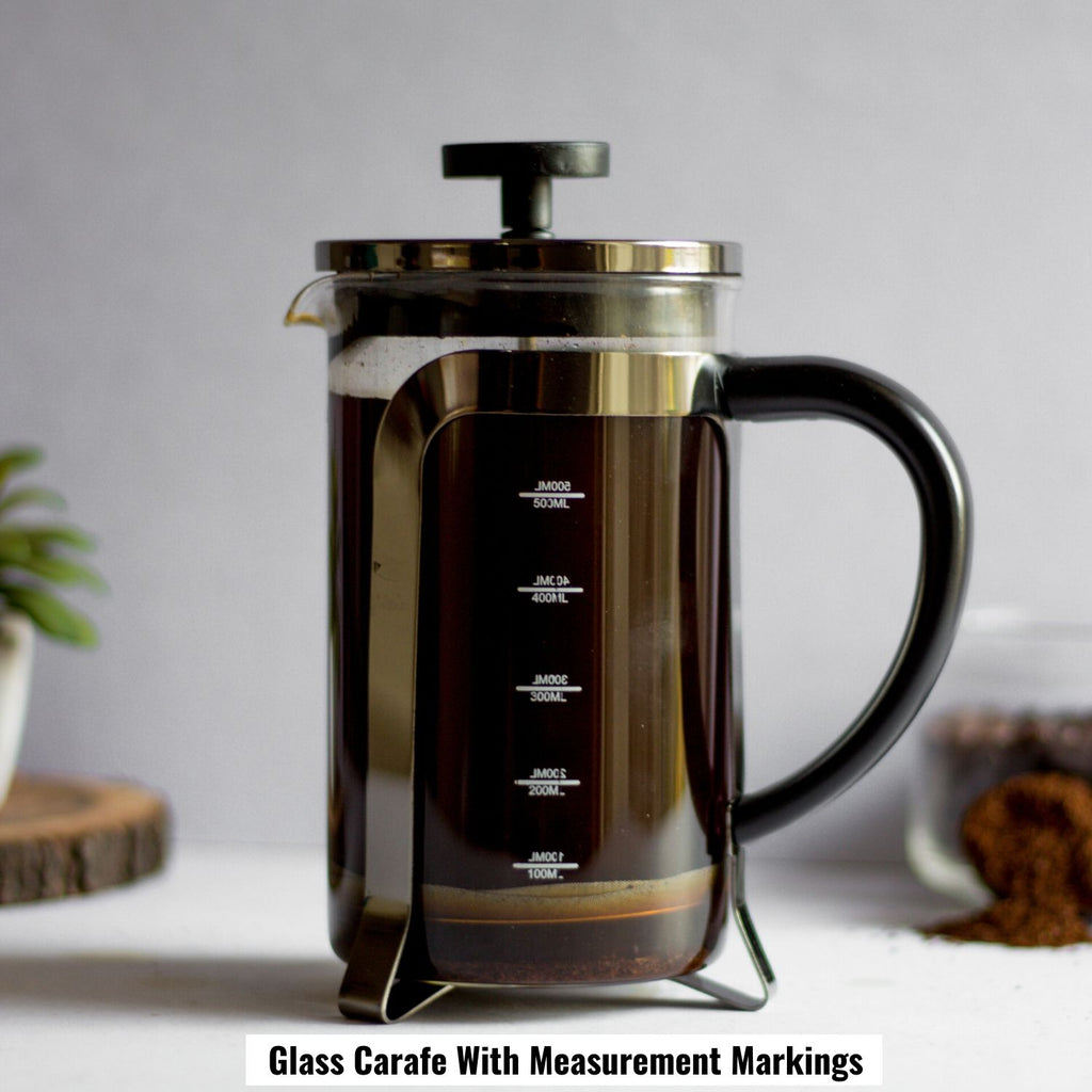 InstaCuppa Glass Coffee Maker