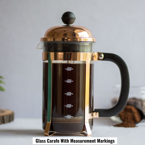 Shop InstaCuppa French press Coffee Maker Now