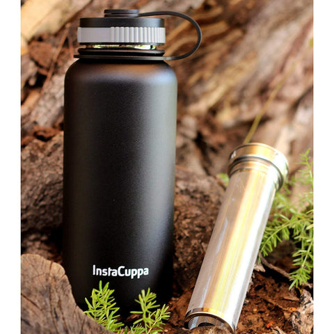 Image of InstaCuppa Thermos Water Bottle Infuser Online