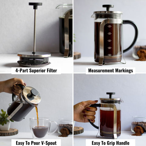 InstaCuppa Coffee Maker Parts