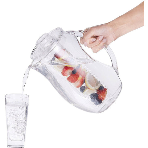 Image of InstaCuppa Transparent Detox Jar