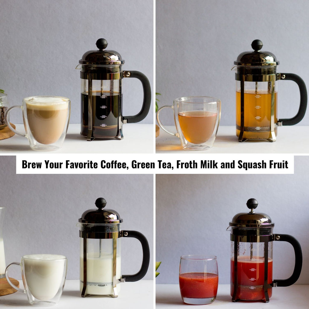 Brew Coffee with InstaCuppa Coffee Maker Online