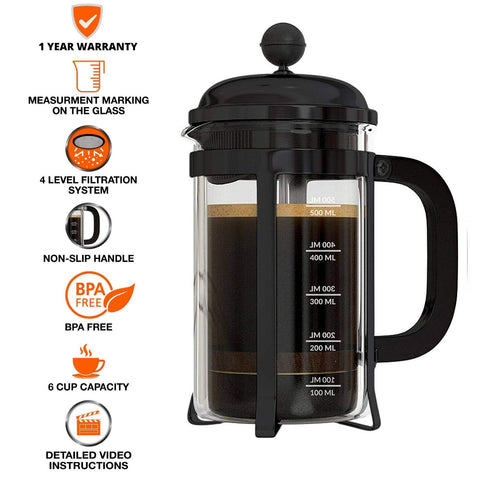 Image of French Press Coffee Maker