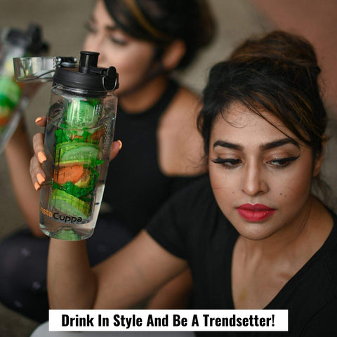 Shop InstaCuppa Detox Water Bottle