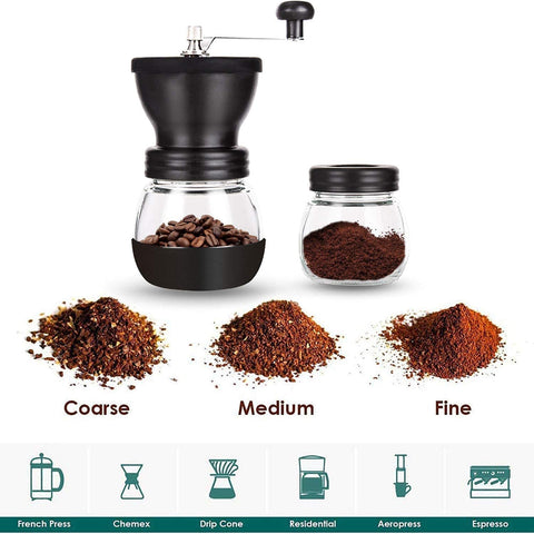 Image of Order Manual Coffee Bean Grinder on InstaCuppa