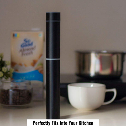 InstaCuppa Travel Milk frother