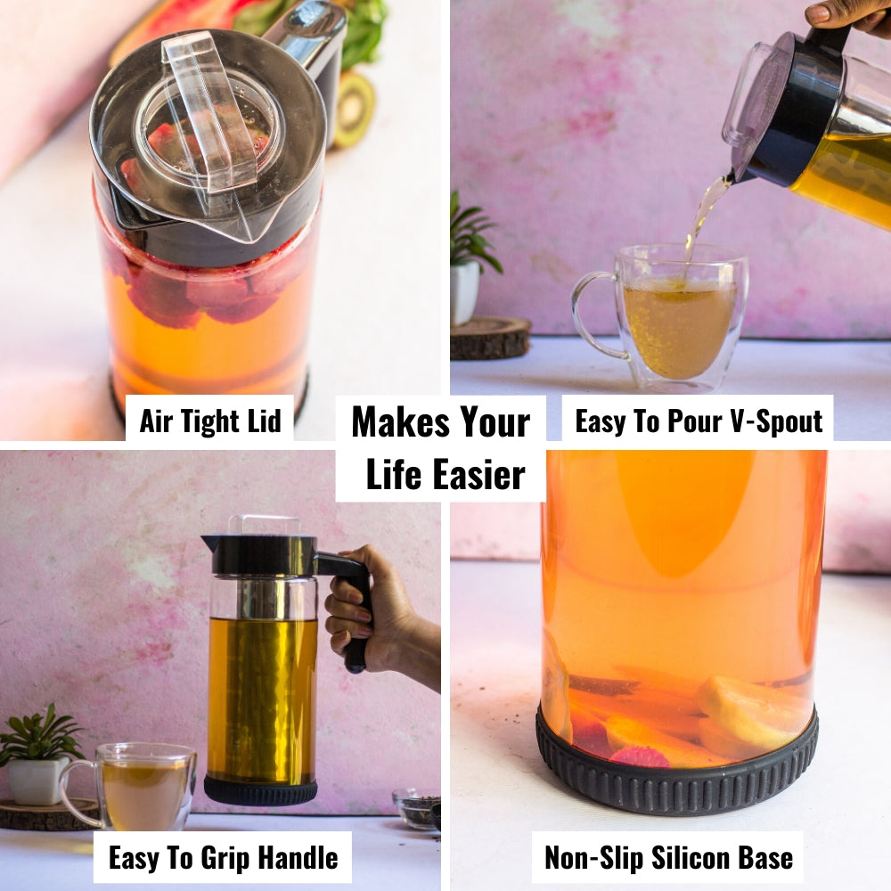 InstaCuppa Infuser Pitcher