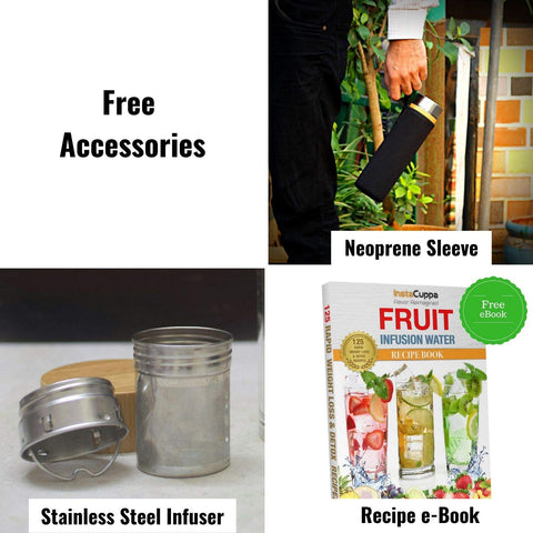 IinstaCuppa Free Accessories