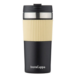 InstaCuppa Travel Mug with Silicon Grip