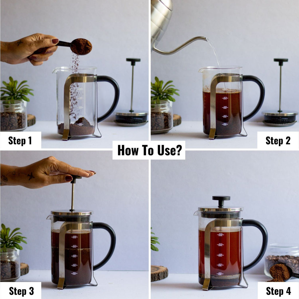 How to use InstaCuppa Coffee Maker