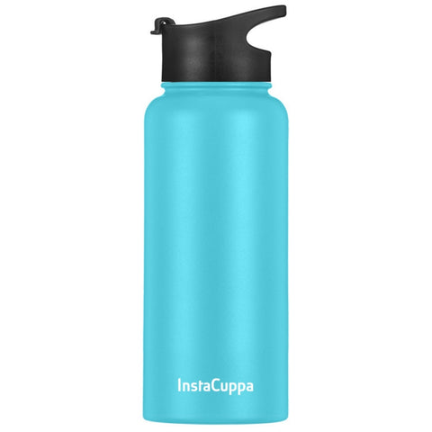 Image of Sea Blue InstaCuppa Fruit Infuser Bottle