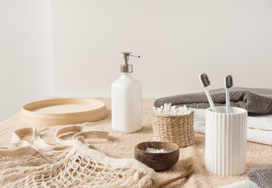 Practice True Self care and… cut the waste from your bathroom.