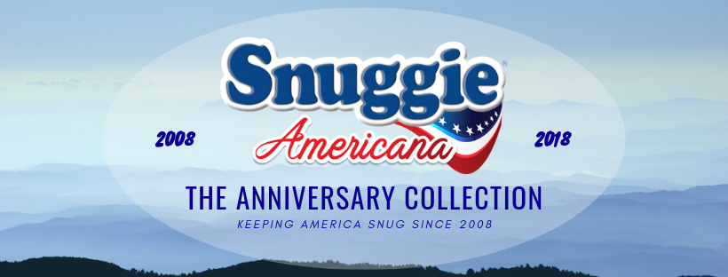 Snuggie Anniversary Collection