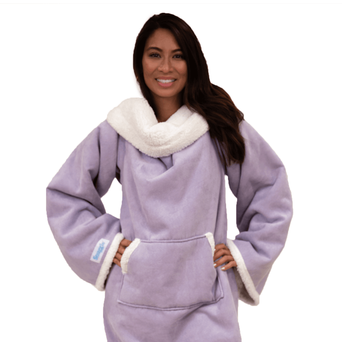 NEW & Improved! Snuggie® Sherpa Lilac