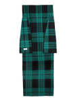 Green Plaid Snuggie® Blanket
