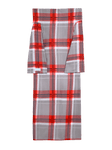 Red Plaid Snuggie® Blanket