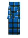 Blue Plaid Snuggie® Blanket