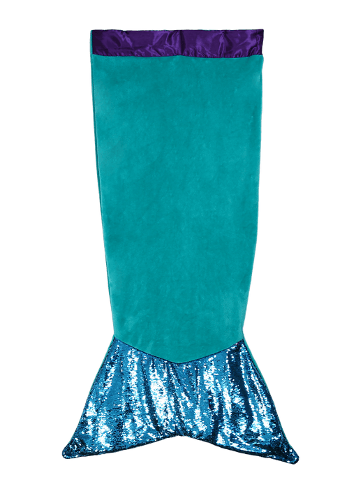 Teal Sequin Mermaid