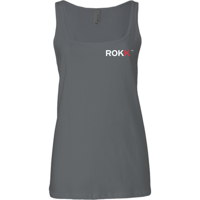 ROKK Relaxed Jersey Tank Top