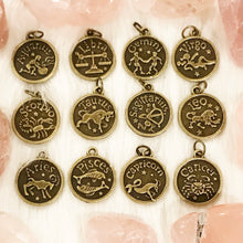Zodiac Talisman Necklace