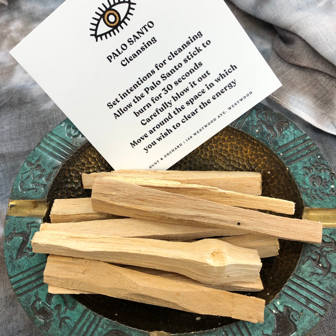 Palo Santo Cleansing Stick Set