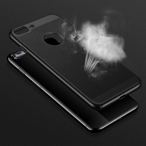 Phone Case For iPhone 6 6s 5 5s SE 7 Plus Cases Breathe Freely Case For Samsung Galaxy S8 Plus S7 Edge J5 J7 A7 A5 A3 2017 2016