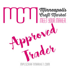 Minneapolis Craft Market Approved Trader