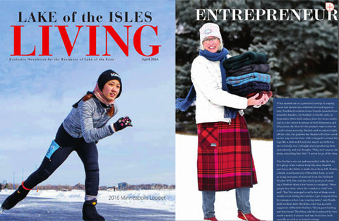 Lake of the Isles Living Magazine
