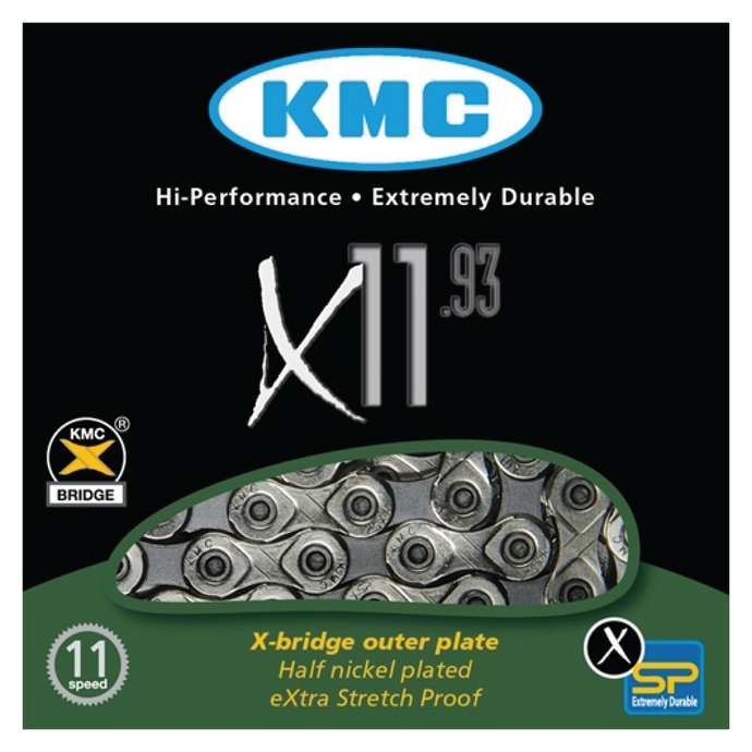 KMC 11.93 11sp Chain