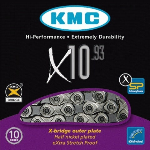KMC 10.93 10sp Chain