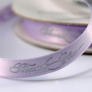 Thank You Personalised Ribbon