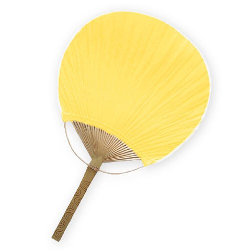 Paddle Fan - Sunflower