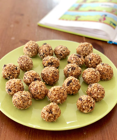 recette boules energie rentree scolaire