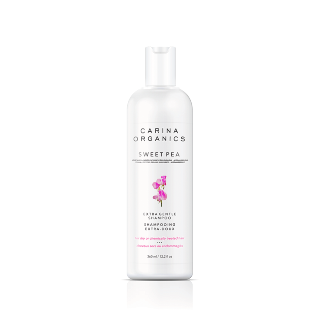 Shampooing Extra-Doux Sweet Pea