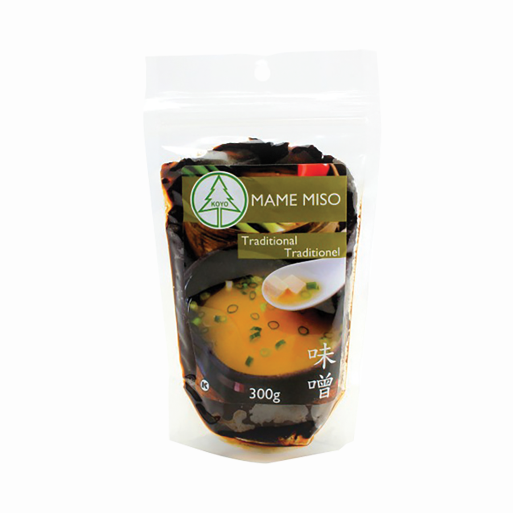 Mame Miso Traditionel