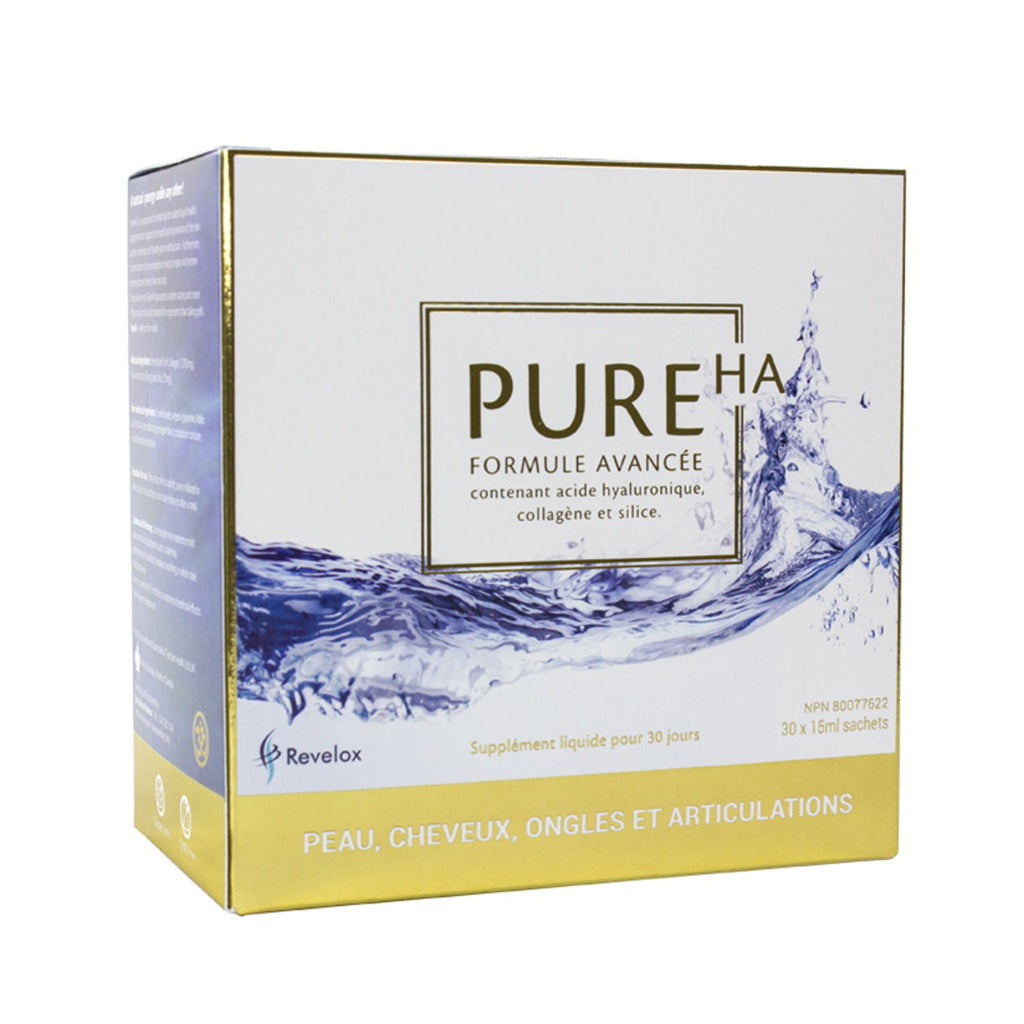 pureha advanced formula revelox 30 x 15 ml