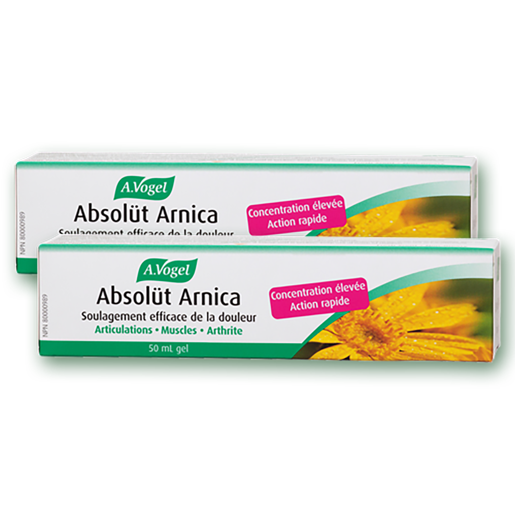 absolut arnica gel a vogel Boni : 2 x 50 ml