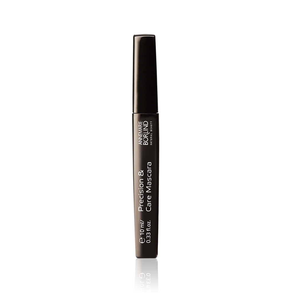 Mascara Precision & Care Noir 10 mL de AnneMarie Borlind