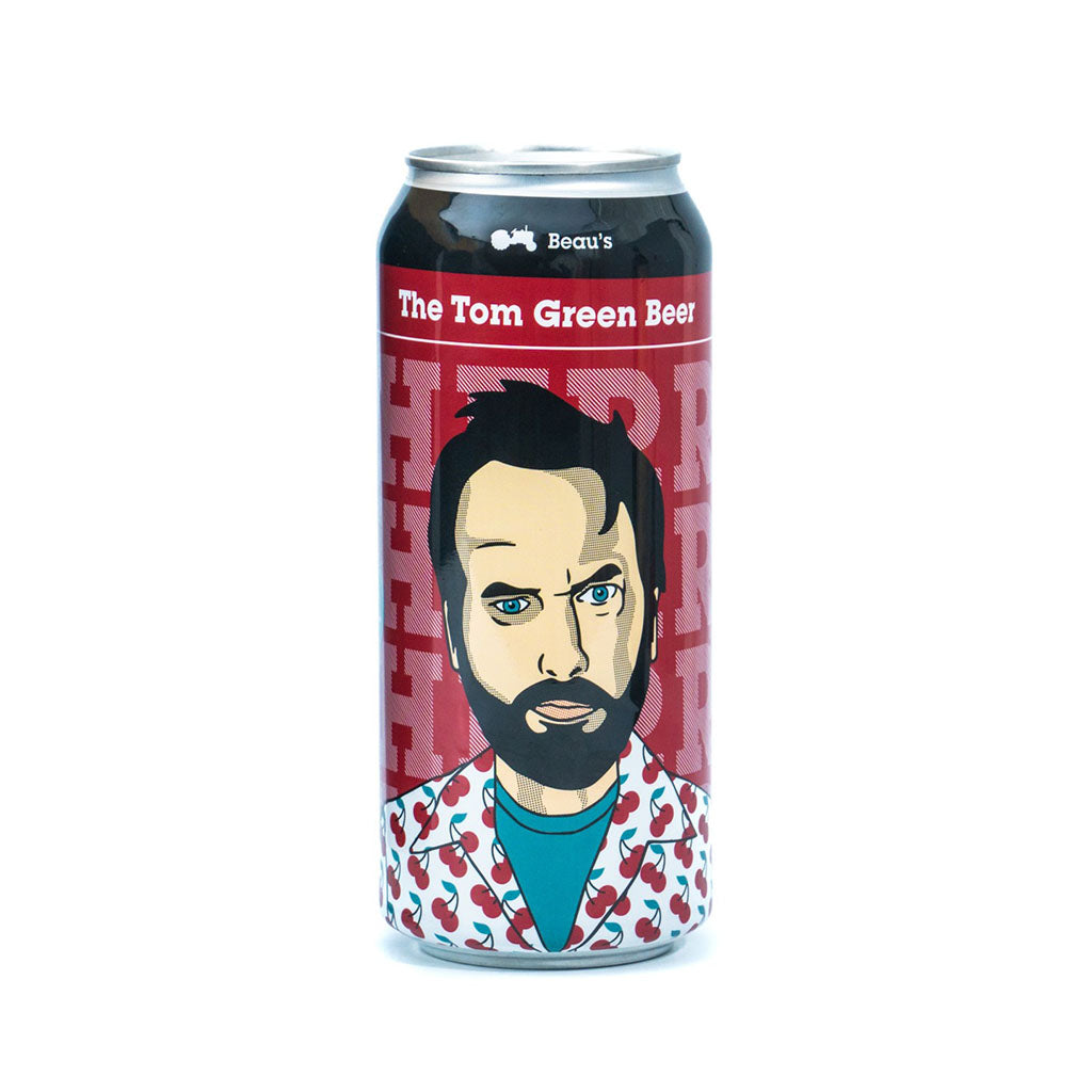 Bière Tom Green Cherry Milk Stout Beau's All Natural