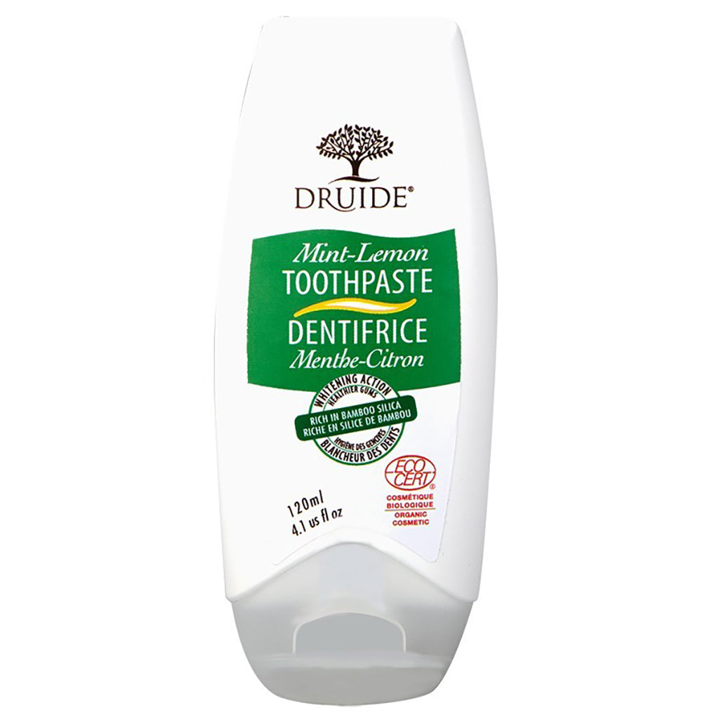 Dentifrice Menthe-Citron