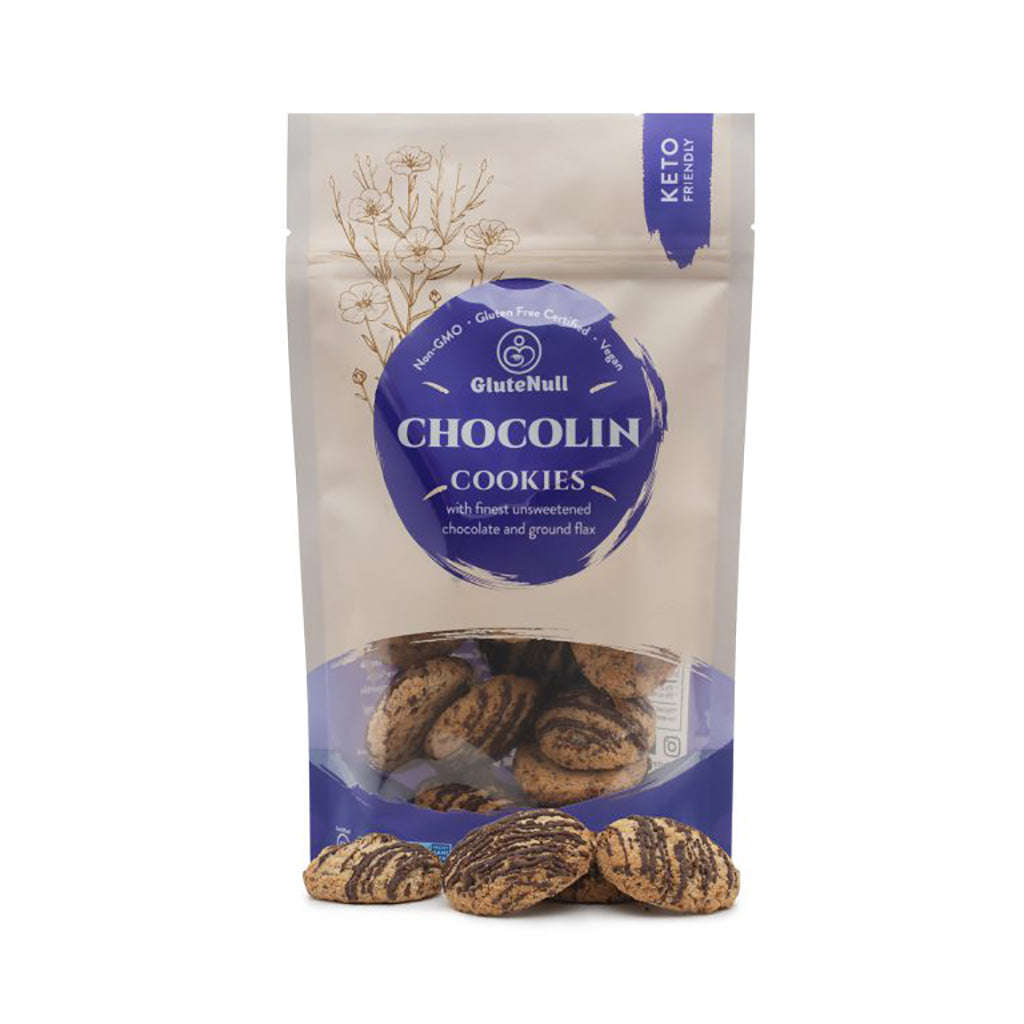 Biscuits Keto ChocoLin de GluteNull 220g
